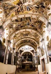 Interior del Santuario