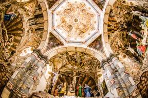 Frescos del Santuario